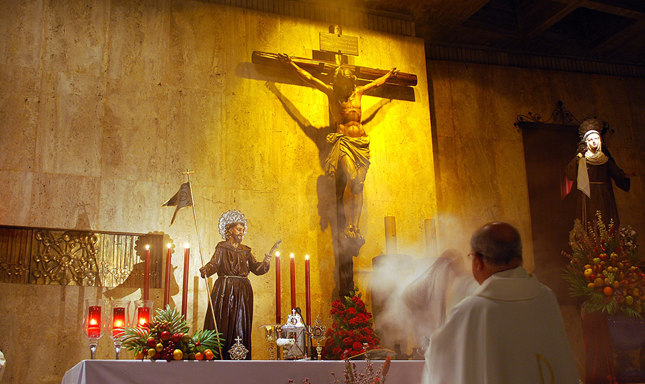 triduo san francisco