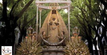 Procesión de la Virgen de la Merced